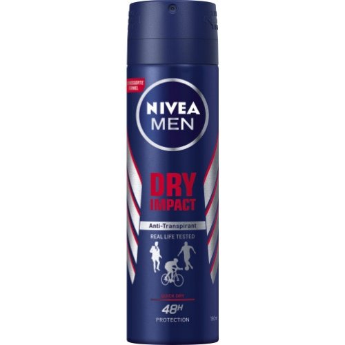 Nivea Deo Dry Impact Men 150ml Dose