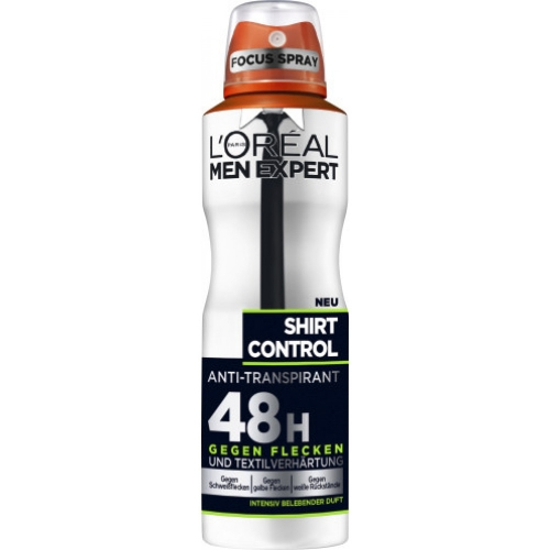 LOreal Men Expert Deospray Shirt Control 150ml Dose