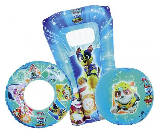 Happy people Strand Set Paw Patrol