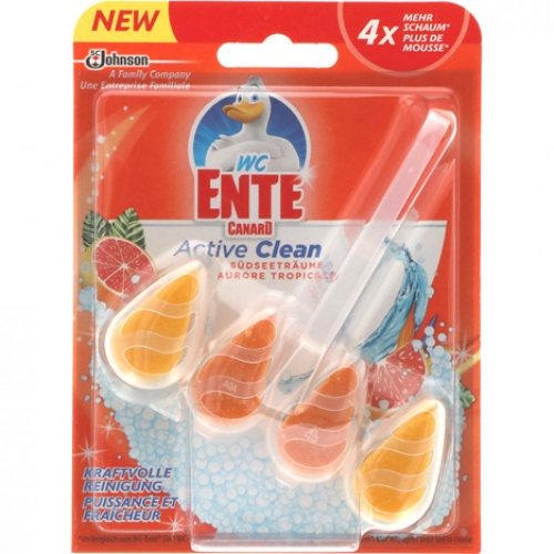 WC Ente Active Clean Duftstein 38,6g South Sea
